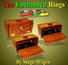 The Enchanted Rings by Magic Wagon